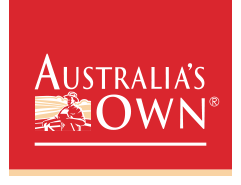 Australia's Own Foods Logo