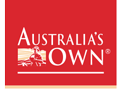 Australia's Own Foods Mobile Logo