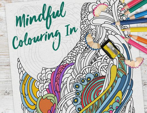 Relax with Mindful Colouring In!