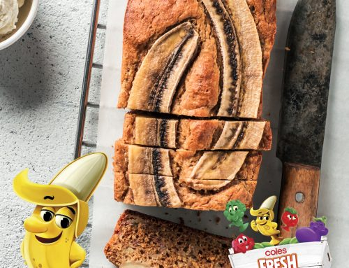 Australia's Own Banana Bread