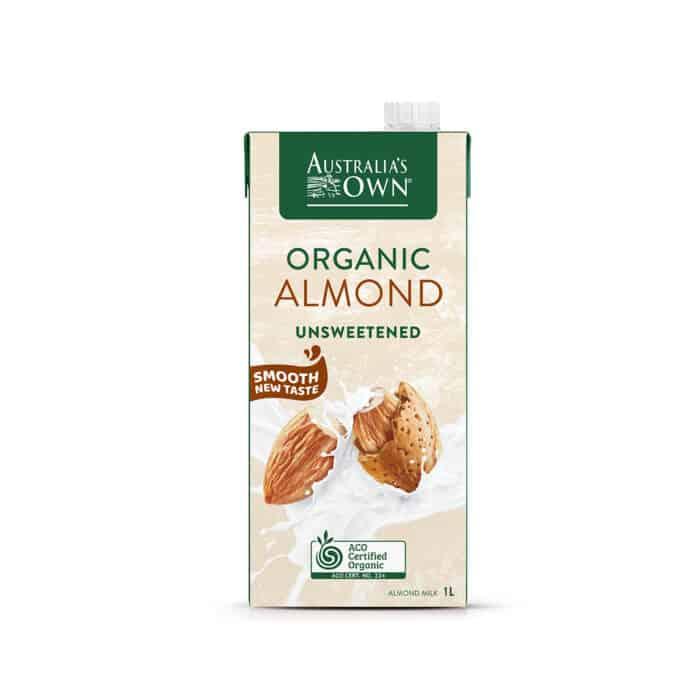 Almond Milk Unsweetened